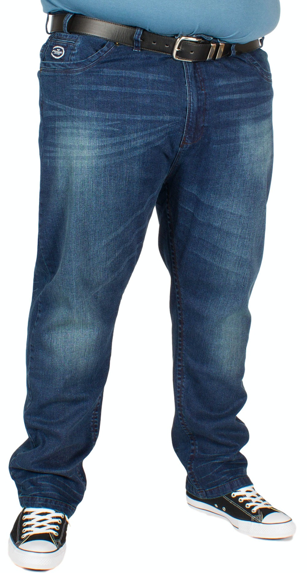 KAM Harry Stretch Fit Jeans