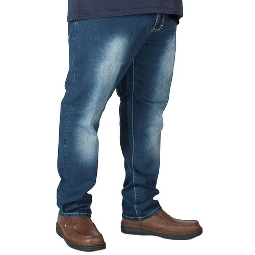 D555 Valour Tapered Fit Jeans