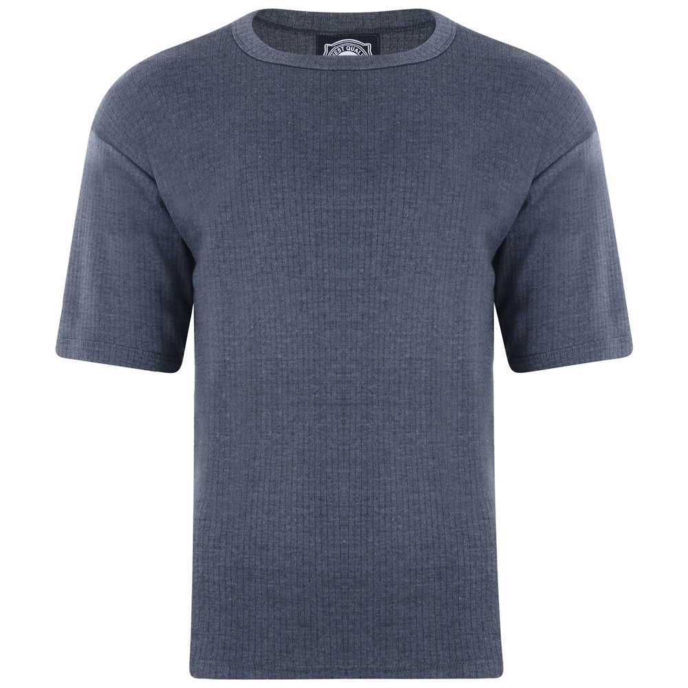 KAM Short Sleeve Thermal T-Shirt